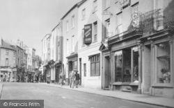 Leominster, South Street c.1950