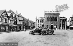 The Corn Square 1925, Leominster