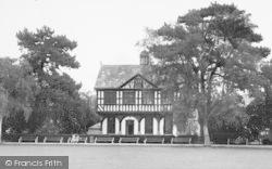 Leominster, The Grange c.1955