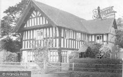 Leominster, The Poplands 1906