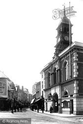 Town Hall 1904, Leominster