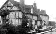 Leominster, Vicarage Street 1906