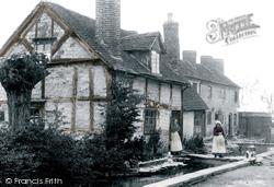 Vicarage Street 1906, Leominster