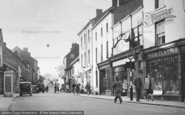 Photo of Leominster, West Street c.1950