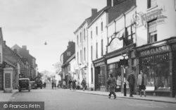 Leominster, West Street c.1950