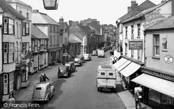 West Street c.1955, Leominster