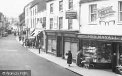 Leominster, West Street c.1955