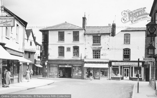 Photo of Leominster, West Street c.1960