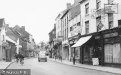 Leominster, West Street c.1965