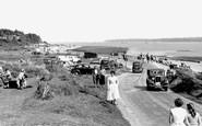 Lepe, the Beach c1955