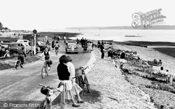 The Beach c.1955, Lepe
