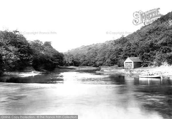 Photo of Lerryn, Ethy Lerryn 1893