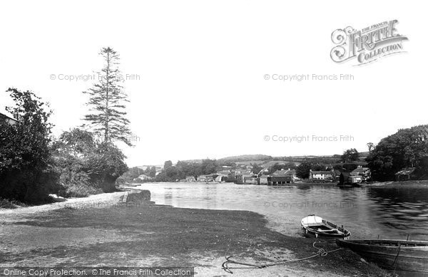 Photo of Lerryn, From Approach 1893