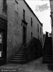 Lerwick, 99 Commercial Street c.1955