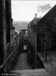 Lerwick, Burns Lane c.1955