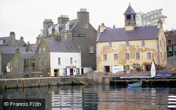The Old Tolbooth From Harbour 2006, Lerwick