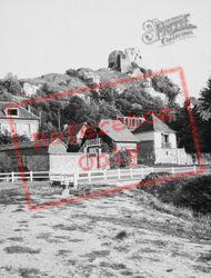 Château Gaillard 1964, Les Andelys