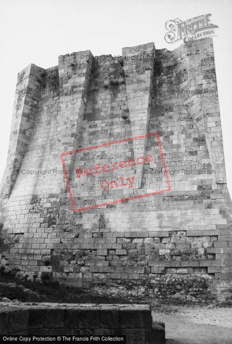 Photo of Les Andelys, Château Gaillard 1964