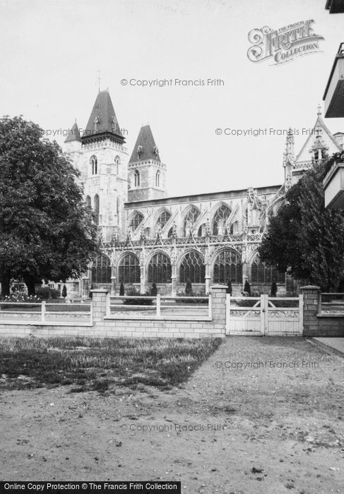 Photo of Les Andelys, Church Of Notre Dame, Le Grand Andely 1964