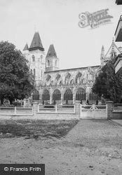 Church Of Notre-Dame, Le Grand Andely 1964, Les Andelys