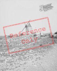 Daudet's Windmill 1939, Les Baux-De-Provence