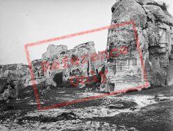 Ruins 1939, Les Baux-De-Provence