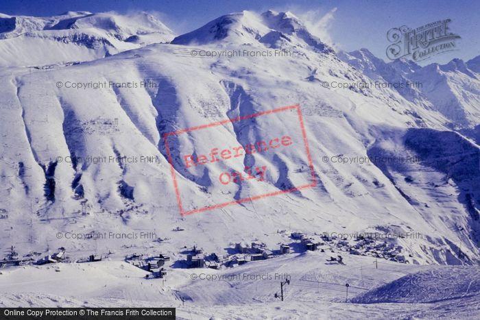 Photo of Les Deux Alpes, 1987
