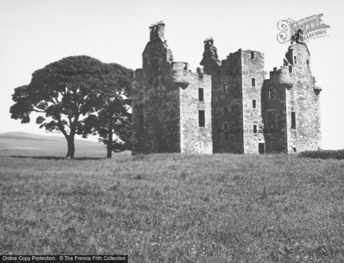 Photo of Leslie, Leslie Castle 1949