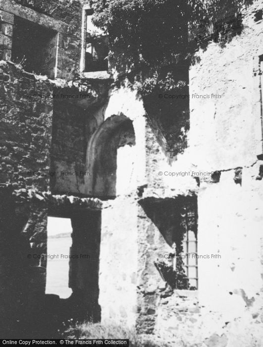 Photo of Leslie, Leslie Castle 1949