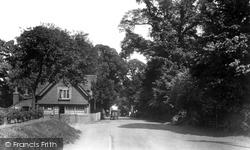 Letchworth, Baldock Road 1922
