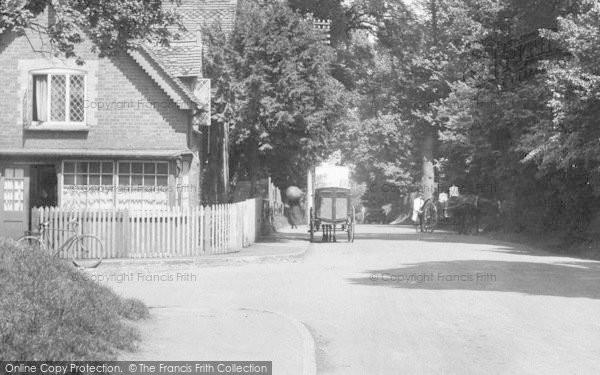 Photo of Letchworth, Baldock Road 1922