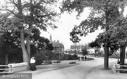 Letchworth, Birds Hill Corner 1908, Letchworth Garden City