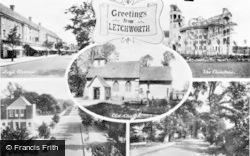 Letchworth, Composite c.1955