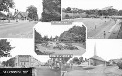 Letchworth, Composite c.1965
