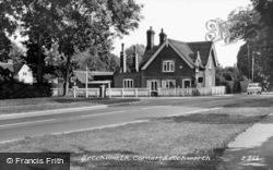 Letchworth, Letchworth Corner c.1960, Letchworth Garden City