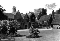 Letchworth, Letchworth Hall Hotel 1922