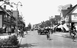 Letchworth, Leys Avenue 1922