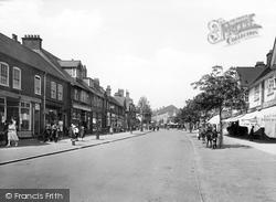 Letchworth, Leys Avenue 1924