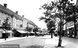 Letchworth, Leys Avenue 1925