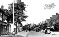 Letchworth, Leys Avenue c.1950