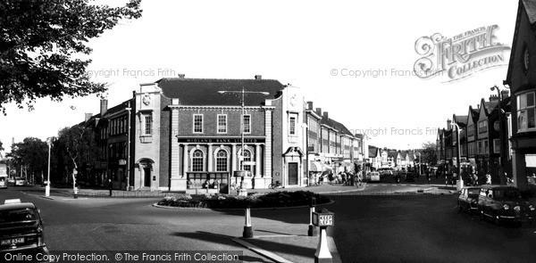 Photo of Letchworth, Leys Avenue c.1960