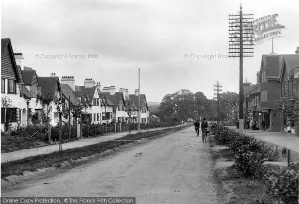 Photo of Letchworth, Norton Road 1908