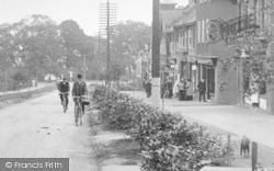 Letchworth, Norton Road 1908