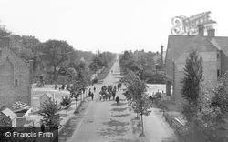 Letchworth, Norton Way South 1922, Letchworth Garden City