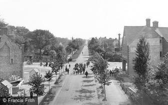 Letchworth, Norton Way South 1922