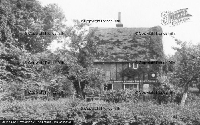 Photo of Letchworth, Old Post Office 1913