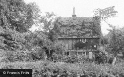 Letchworth, Old Post Office 1913