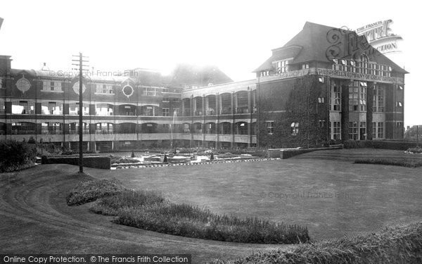 Photo of Letchworth, Spirella Corset Factory 1932