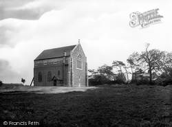Letchworth, St Paul's Church 1924