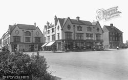 Letchworth, Station Place 1922, Letchworth Garden City